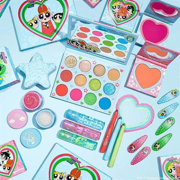 Coleção Meninas Super Poderosas Colourpop