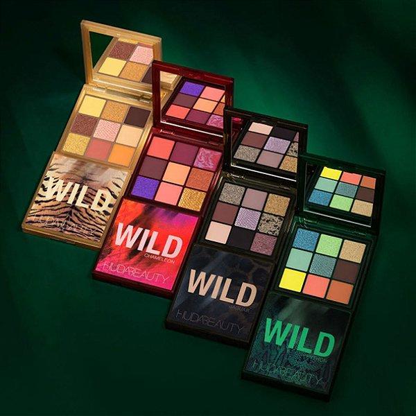 Paleta Wild Obsessions Huda Beauty
