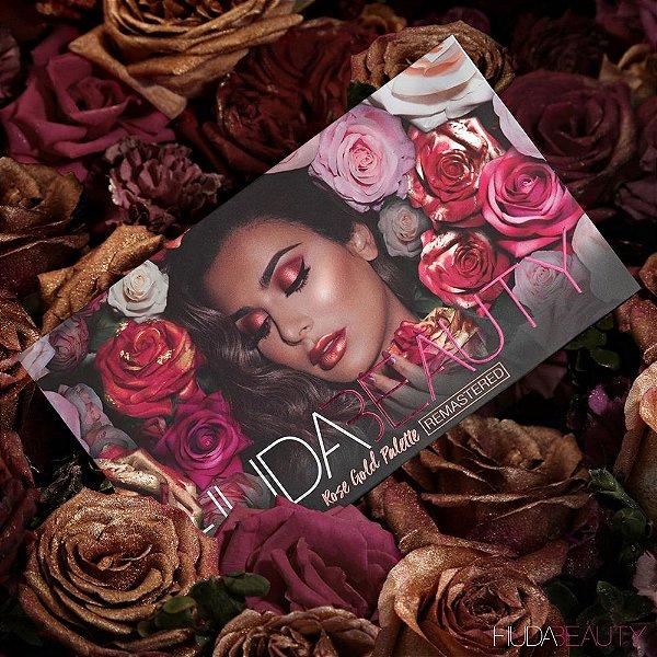 Paleta Rose Gold Remastered Huda Beauty