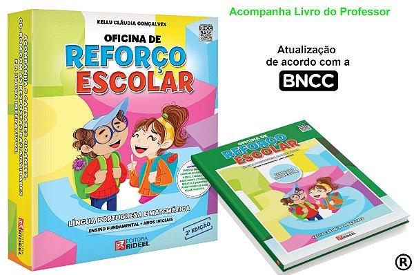 COLEÇÃO OFICINA DE REFORÇO ESCOLAR