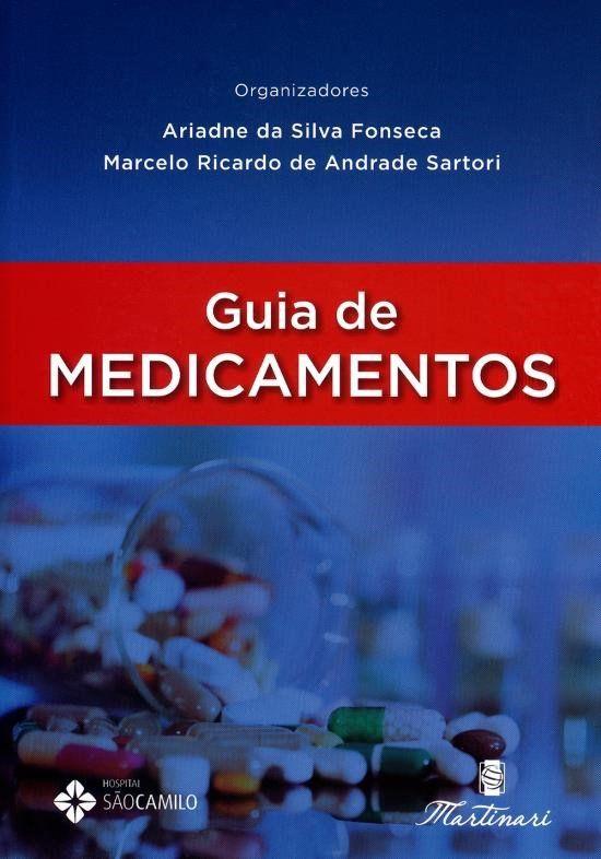 Guia De Medicamentos - Editora Martinari
