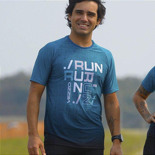 Camisa Running Masculina Vezzo Explorer