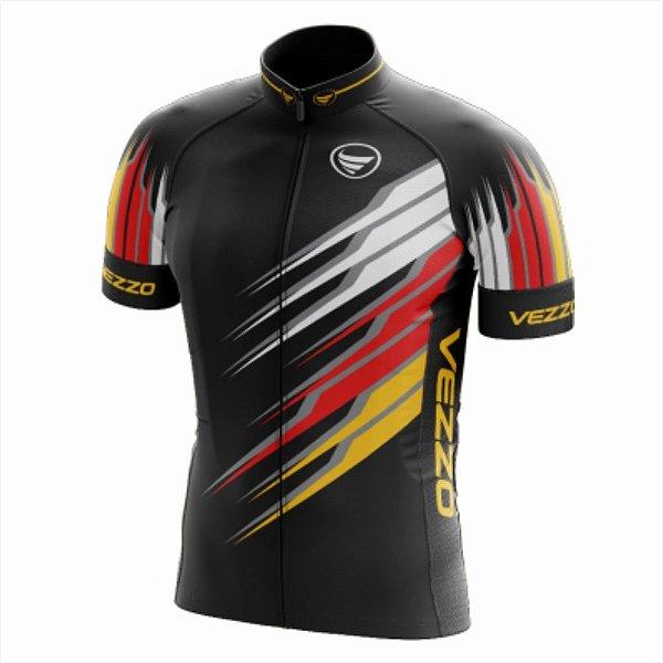 Camisa Masculina Ciclismo e MTB Vezzo Adventure