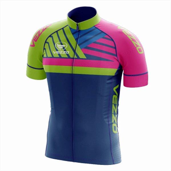 Camisa Masculina Ciclismo e MTB Vezzo Touch
