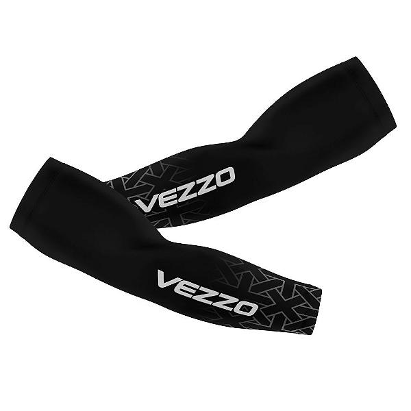 Manguito Masculino Ciclismo Vezzo Concept Black