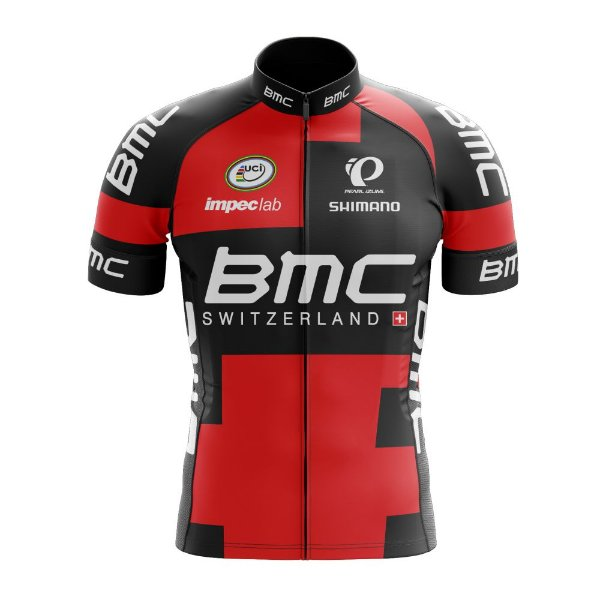 Camisa Ciclismo Mtb Bike BMC World Tour