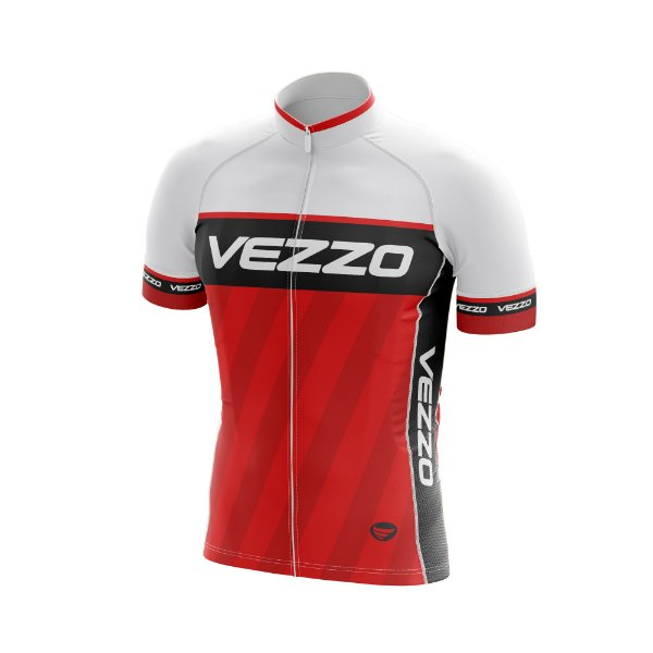 Camisa Masculina VEZZO STORM - Thunder Red