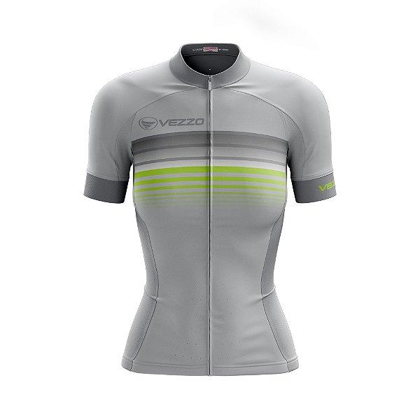 Camisa Feminina Ciclismo Verão 2019 - Vezzo Lady