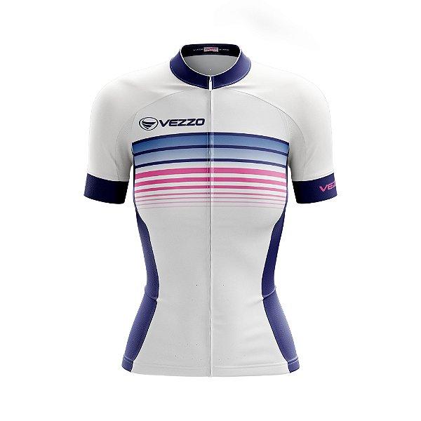 Camisa Feminina Ciclismo Verão 2019 - Vezzo Queen