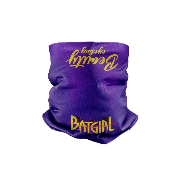 Bandana Multihead Beauty Batgirl