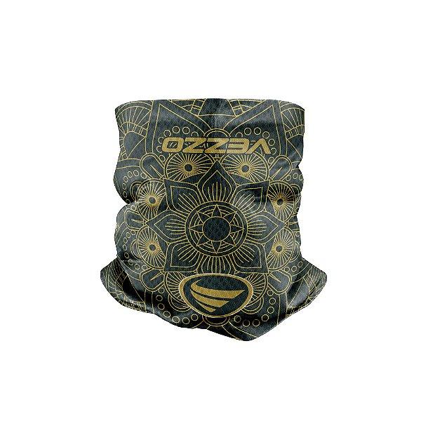 Bandana Multihead Vezzo Mandala Gold
