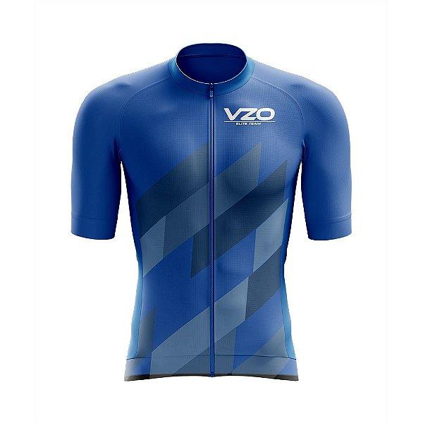 Camisa Race Aero - Vezzo Guide Blue