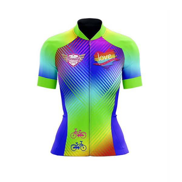 Camisa Ciclotour Feminina Beauty Fresh