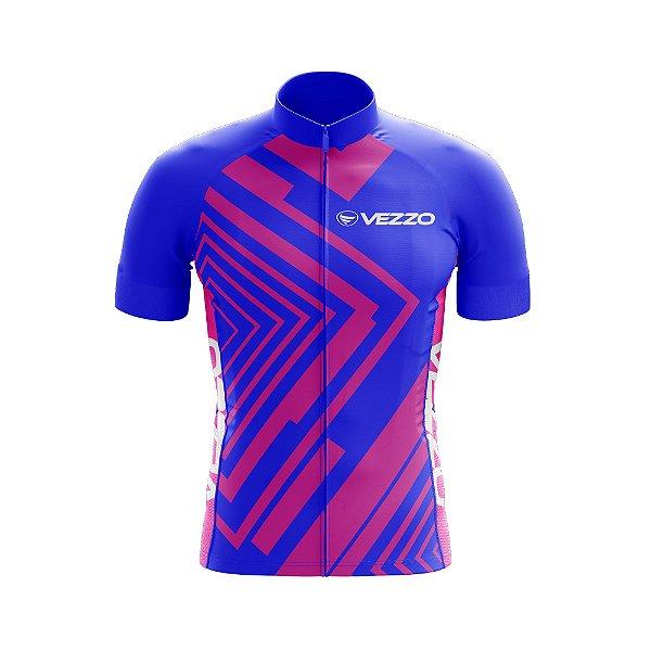 Camisa Ciclotour Masculina Vezzo MANNER