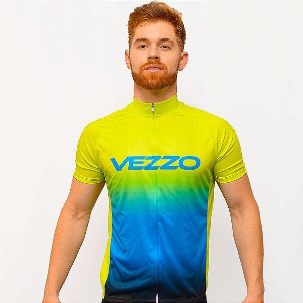 Camisa Vezzo Ciclotour Masculino Tempest