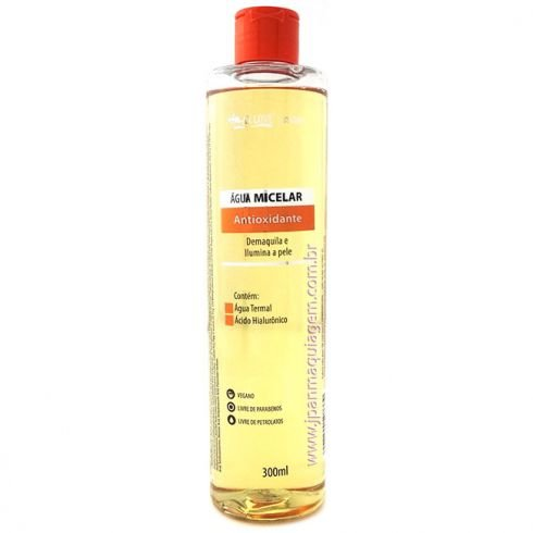 Água Micelar Antioxidante Max Love 300ml