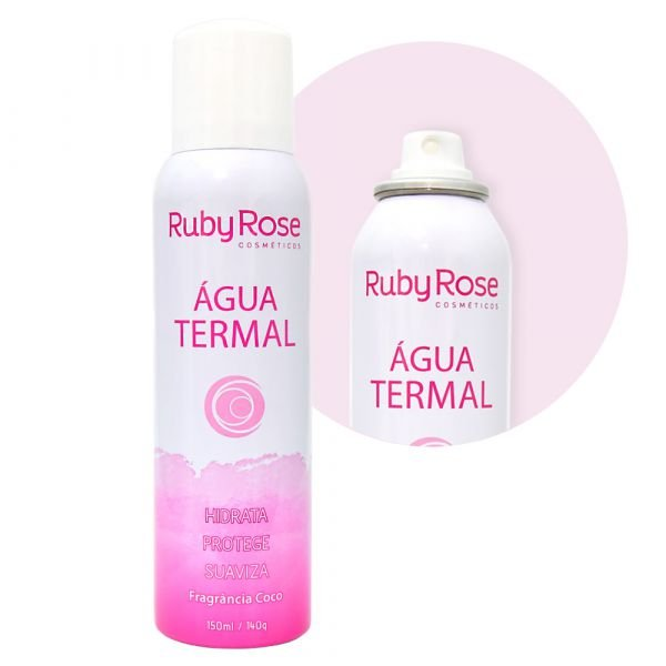 AGUA TERMAL RUBY ROSE