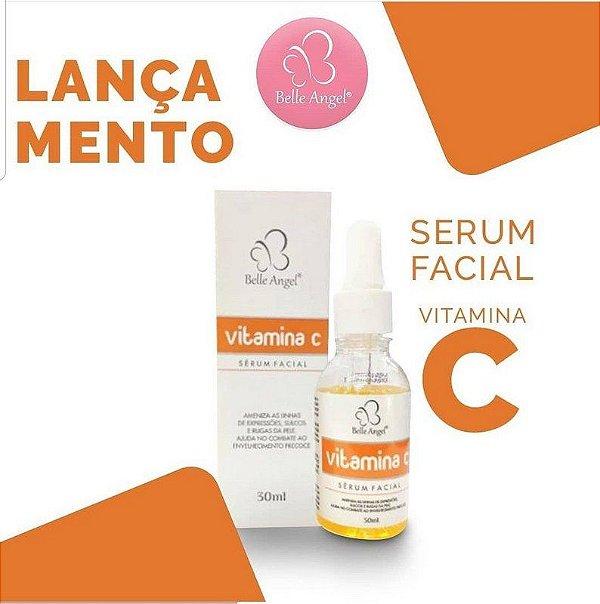 Serum Facial Combate Rugas e Linha de Expressão Vitamina C