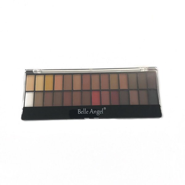 Paleta de sombra belle angel 28 cores