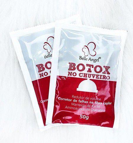Botox no chuveiro