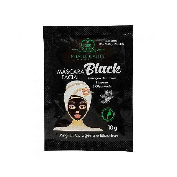 Mascara Facial Black