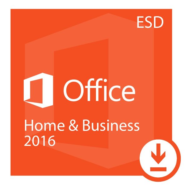Office Home Business 2016 ESD- Digital Download
