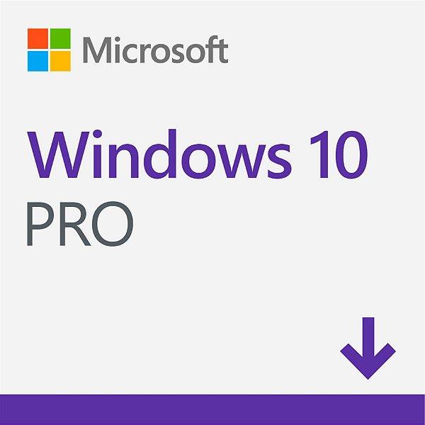 Microsoft Windows 10 Pro 32/64 Bits ESD FQC-09131