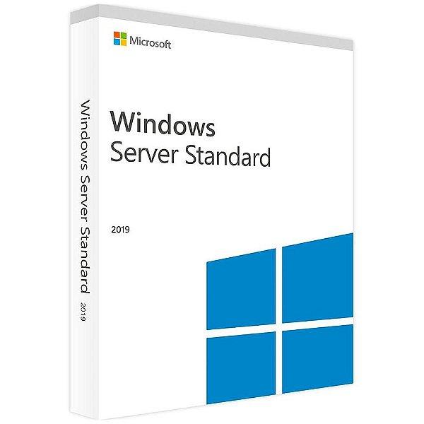 Microsoft Windows Server Standard 2019 64Bit DVD