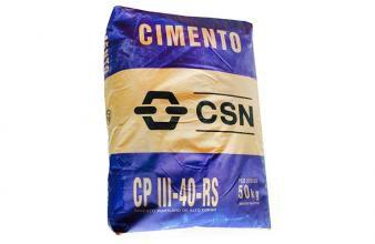 CIMENTO CSN - CPIII 40 -SACO 50kg