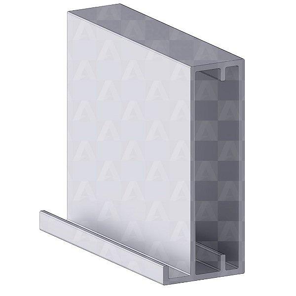 Perfil de Aluminio Tarantino 6 mts