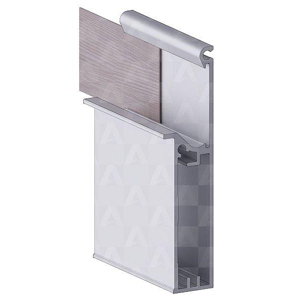 Perfil de Alumínio 3177T 6 mts