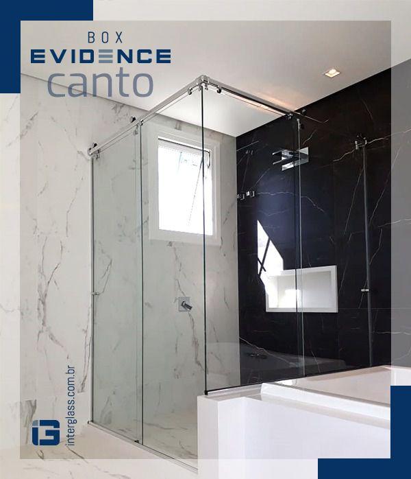 Kit Box Evidence Canto C1 1000 x 1000 x 2000