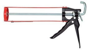 Pistola Metálica Aplicação Laranja