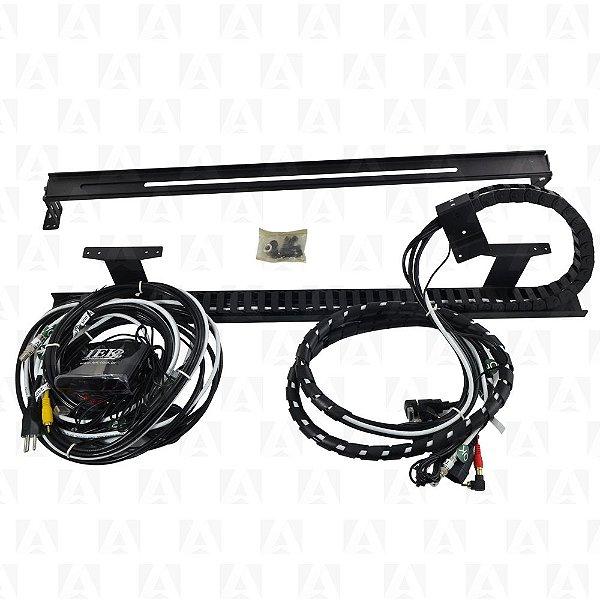 Kit Sistema Eletrico para TV na Porta