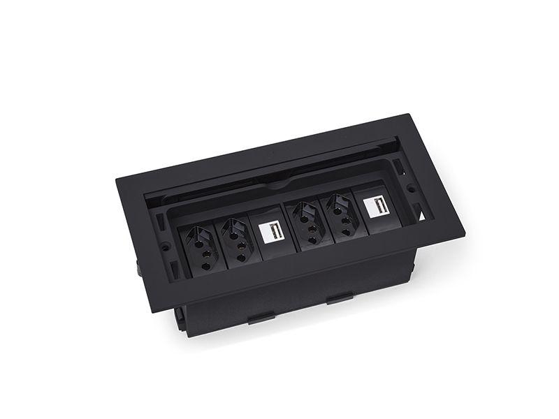 Caixa Slide Box Série 170 ABS