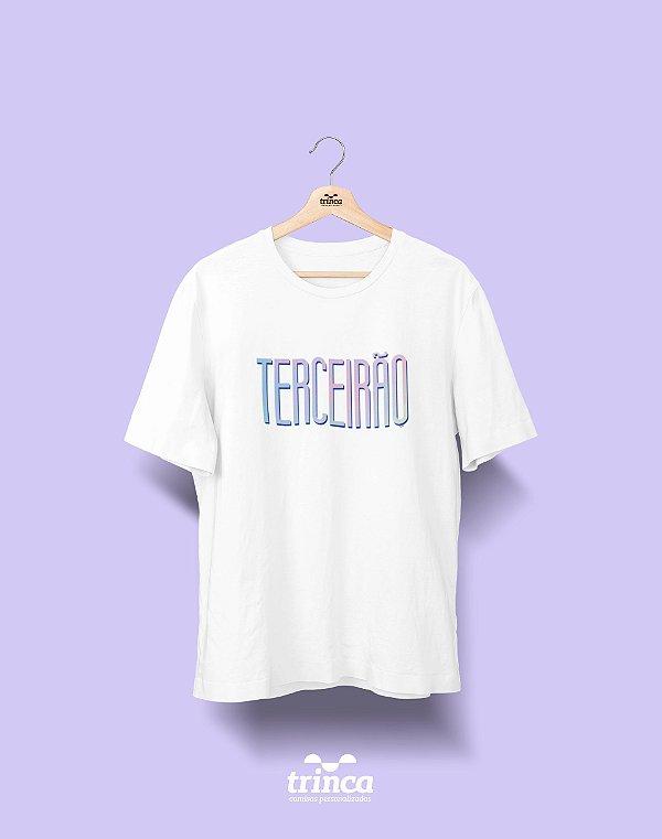 Camiseta Universitária - Terceirão - Tie Dye - Basic