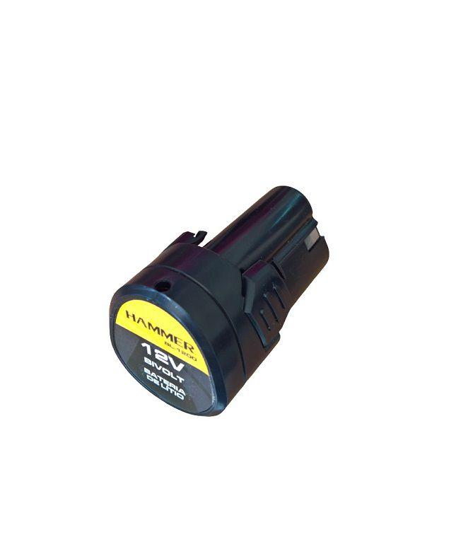 Bateria De Lítio Para Parafusadeira Hammer 12V Gypli-12