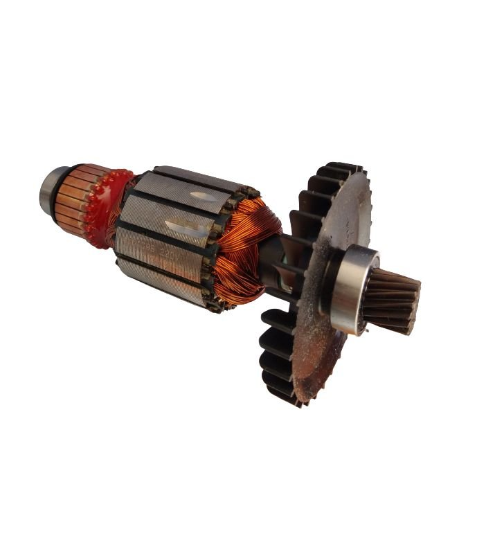 Rotor Induzido Para Serra Mármore Stanley 1200w Spt115 220 V