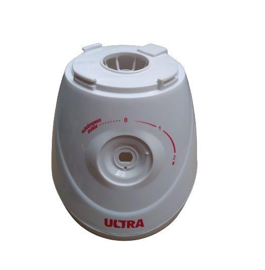 Gabinete Do Motor Liquidificador Mondial Ultra  Branco