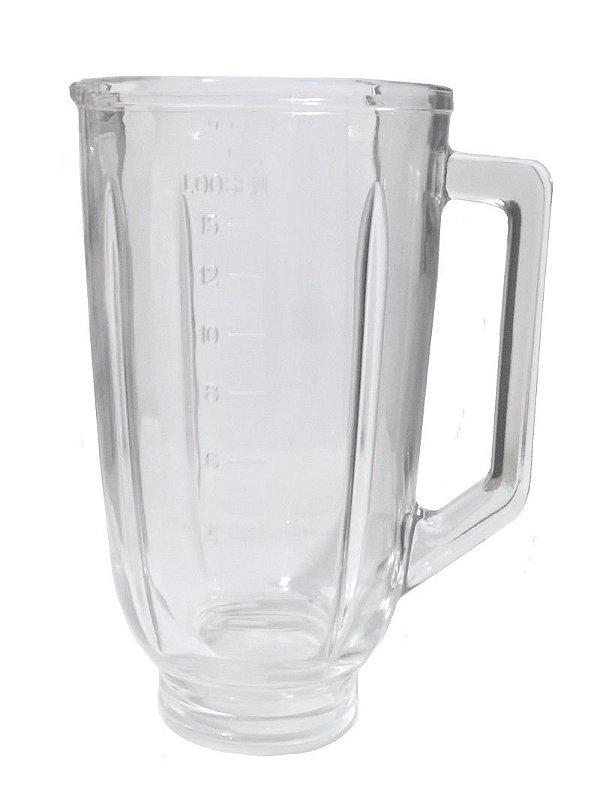 Copo De Vidro Para Liquidificador Philco 750W 750 w