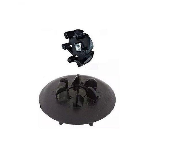 Arraste Copo E Motor Liquidificador Britânia Eletronic Black