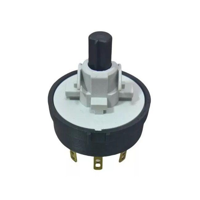 Chave Interruptor 3 Velocidades Ventilador Mallory Delfos Ts