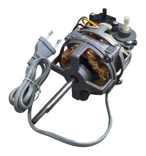Motor Tx-6612 Com Chave e Fio Para Ventilador Britânia Fama 220v