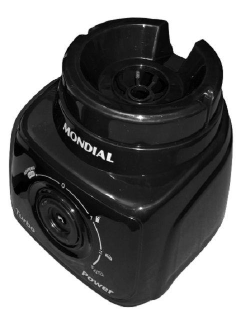 Corpo Gabinete Liquidificador Turbo Power Mondial L-99 L99 P