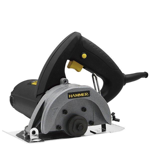 Serra Mármore Alta Potência 1100W Rolamentada 220V Hammer