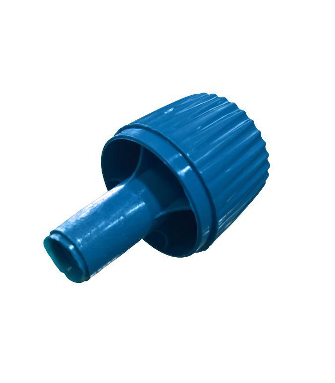 Botão Trava Hélice Ventilador Cadence Azul Turquesa Original