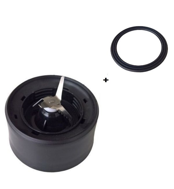 Base E Borracha Vedação Liquidificador Mallory Optima Glass