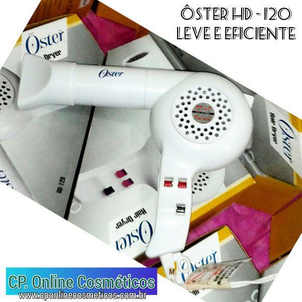Secador de Cabelo 1500 W -127 V - Oster HD