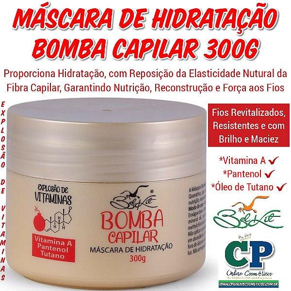 Máscara Bomba Capilar 300 g - Belkit