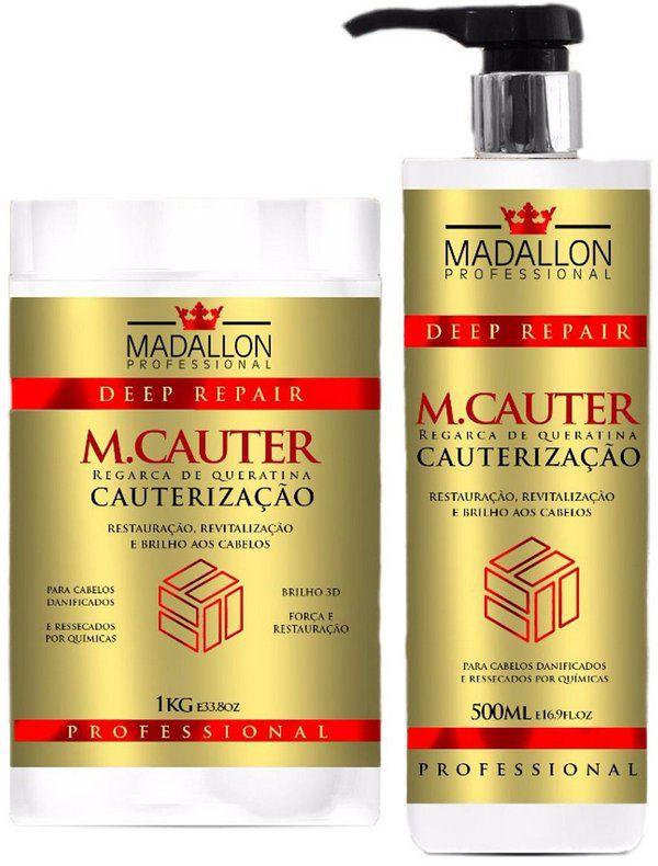 Kit Cauterização M.cauter - Madallon